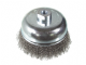 Flared crimped wire cup brush. M14 100 mm Special Offer